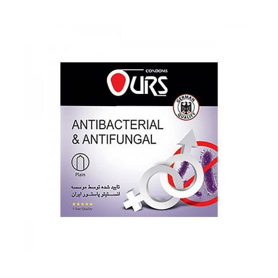 کاندوم آنتی باکتریال اورز | حاوی مواد آنتی باکتریال و ضد قارچ و مواد روان کننده