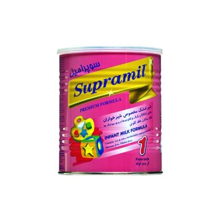 شیر خشک سوپرامیل 1 فاسکا | غذای کامل برای کودکان سالم از بدو تولد تا 6 ماهگی