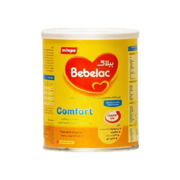شیرخشک ببلاک کامفورت میلوپا | هضم راحت و غذای کامل نوزادان از بدو تولد
