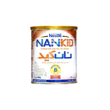شیر خشک نان کید نستله | حاوی انواع ویتامین و مواد معدنی مورد نیاز بدن کودک
