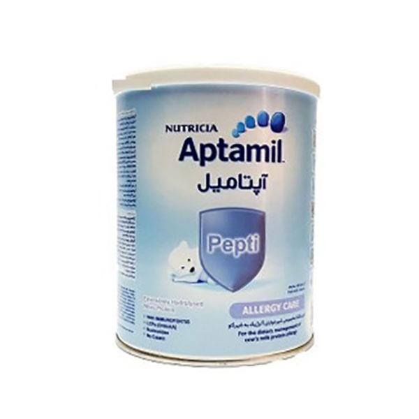 شیر خشک آپتامیل پپتی نوتریشیا | مخصوص شیرخواران از بدو تولد به بعد