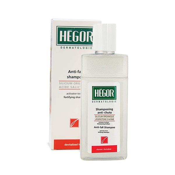 شامپو آنتی شوت هگور | 150 میل | ضد ریزش، تقویت کننده و ترمیم کننده مو