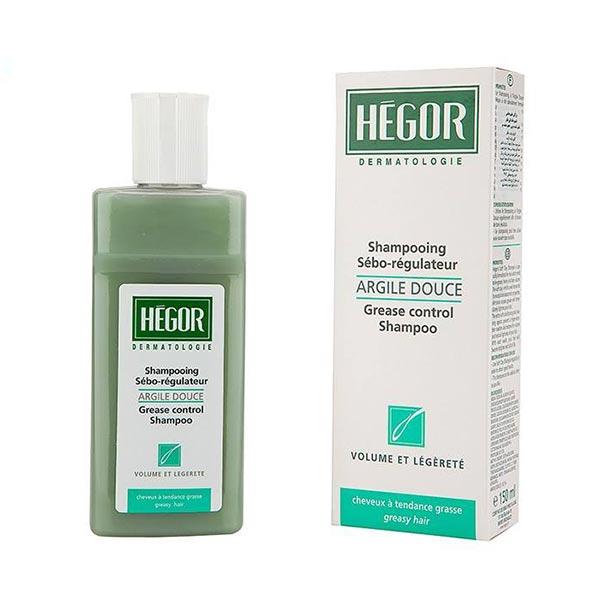 شامپو آرژیل دوس هگور | 150 میل | تنظیم کننده چربی سر و مناسب موهای چرب
