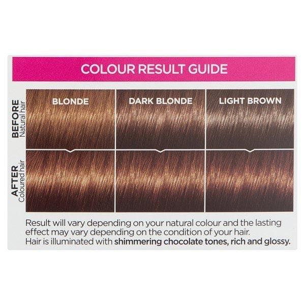 کرم رنگ موی کستینگ شماره 603 لورال | کاراملی | ۵۰ میل