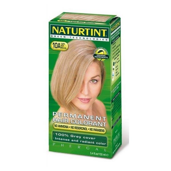 کیت رنگ مو شماره 10A نیچرتینت | بلوند خاکستری روشن | ۶۰ میل