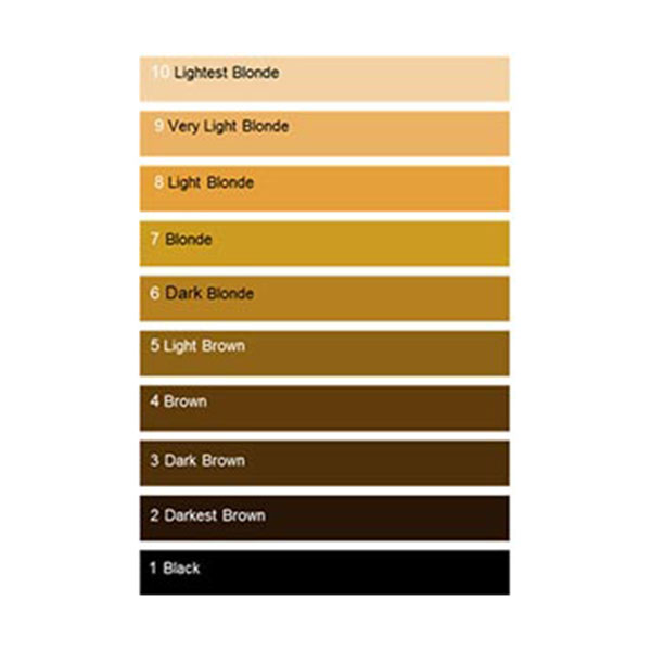 کیت رنگ مو شماره ۵G نیچرتینت | طلایی فندقی روشن | ۶۰ میل