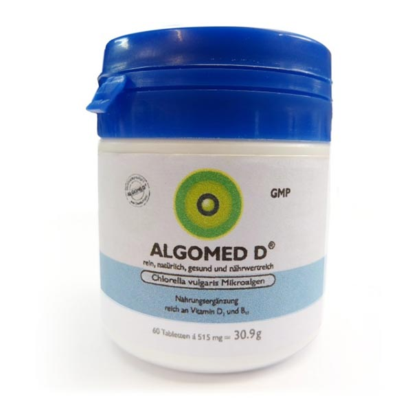 قرص آلگومد D آلگومد | 60 عدد | کاهش و کنترل وزن، درمان دیابت و کبد چرب و آنتی اکسیدان