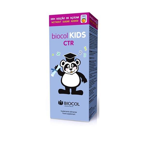 شربت بایوکل کیدز سی تی آر | 150 میل | کمک به بهبود عملکرد حافظه و تمرکز در کودکان