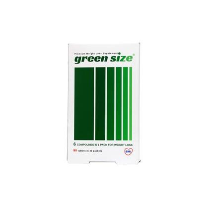 قرص گرین سایز بی اس کی | کاهش اشتها، کاهش توده چربی و کاهش وزن