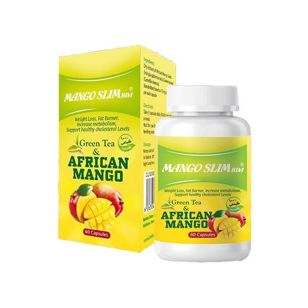 کپسول مانگو اسلیم بهتا دارو | کاهش وزن، چربی سوز و افزایش متابولیسم بدن