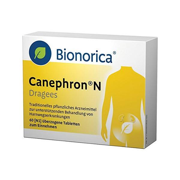 قرص کانفرون بیونوریکا | 60 عدد | جلوگیری از ایجاد سنگ کلیه و اختلالات کلیوی