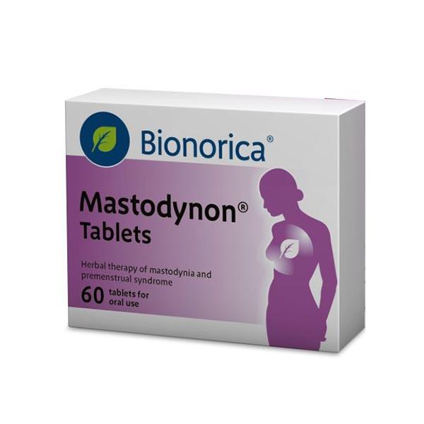 قرص ماستودینون بیونوریکا | 60 عدد | بهبود مشکلات دوران قاعدگی و اختلالات قاعدگی