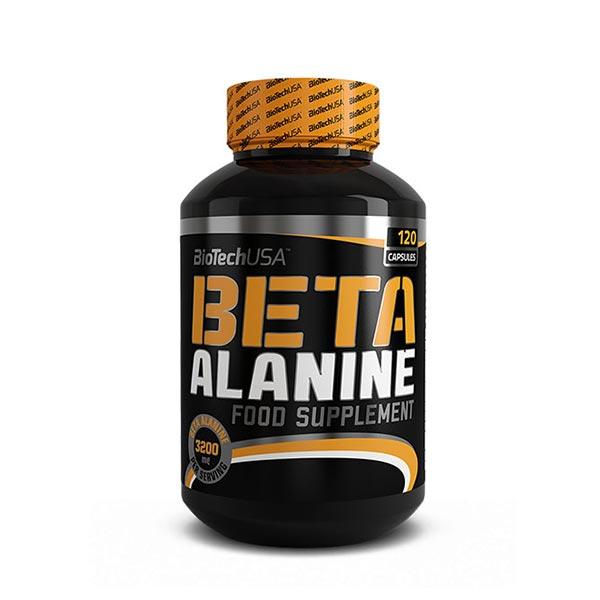 کپسول بتا آلانین بایوتک | 120 عدد | تقویت عملکرد بهتر عضلات و کاهش خستگی عضلات در ورزشکاران