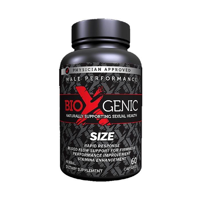 کپسول سایز بایوکس ژنیک | 60 عدد | افزایش جریان خون و تقویت اندام تناسلی آقایان