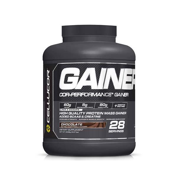گینر کور پرفرمنس سلوکور | 2436 گرم | افزایش قدرت و رشد توده عضلانی در ورزشکاران