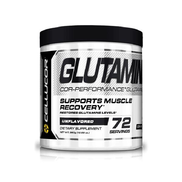 پودر گلوتامین کور پرفرمنس سلوکور   360 گرم   ریکاوری عضلات و جلوگیری از ریزش آن