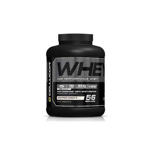 پودر پروتئین وی کور پرفرمنس سلوکور   1820 گرم   برای افزایش حجم عضلات و حفظ عضلات خشک