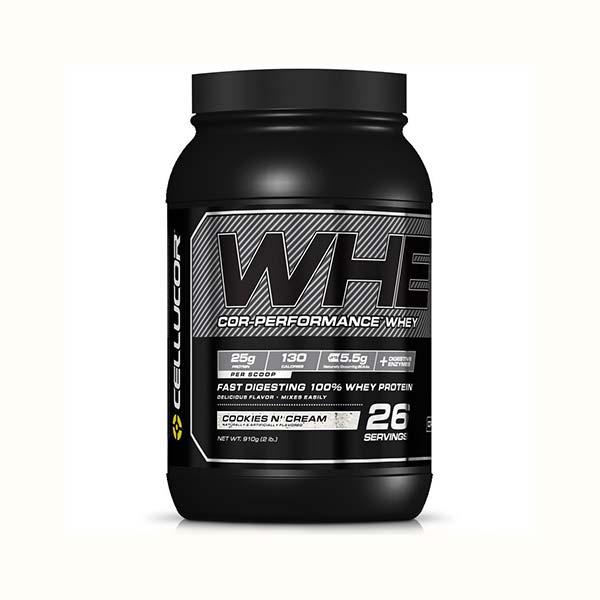 پودر پروتئین وی کور پرفرمنس سلوکور   941 گرم   برای افزایش حجم عضلات و حفظ عضلات خشک