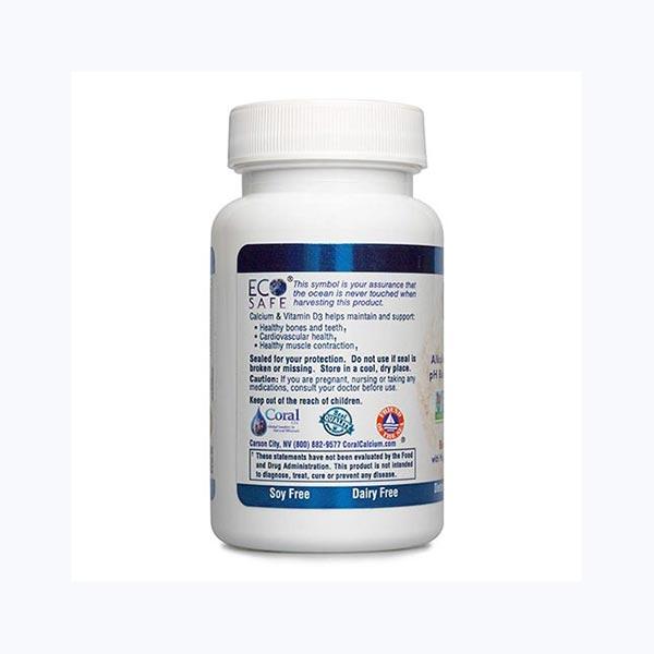 کپسول کورال کمپلکس کورال | 45 عدد | رفع کمبود کلسیم، ویتامین D و پوکی استخوان