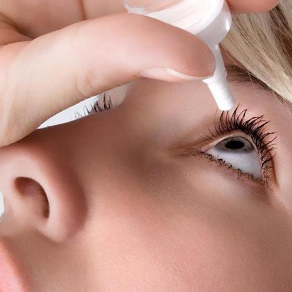 قطره شستشوی چشم آکوایس دیساپ   15 میلی لیتر   رفع خستگی چشم و پاک کننده و مرطوب کننده چشم