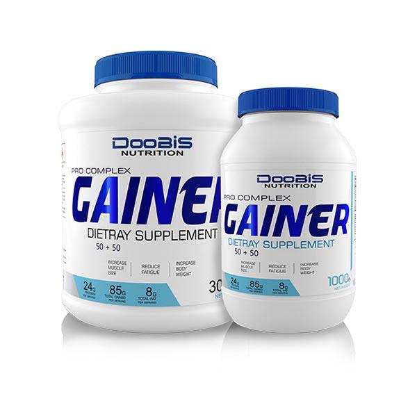 پودر پرو کمپلکس گینر دوبیس | 3000 گرم | افزایش حجم و وزن همراه با ویتامین و مواد معدنی