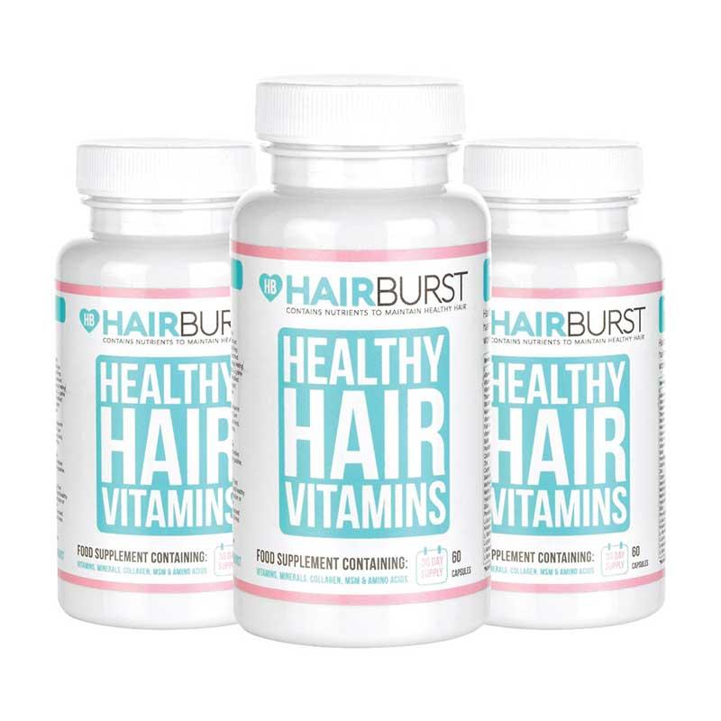 کپسول هیربرست | 60 عدد | حاوی ترکیبات کامل برای رشد و حفظ سلامت مو، پوست و ناخن