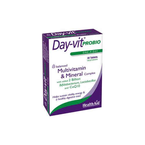 قرص دی ویت پروبیو هلث اید   30 عدد   مولتی ویتامین کامل و تامین کننده نیازهای بدن