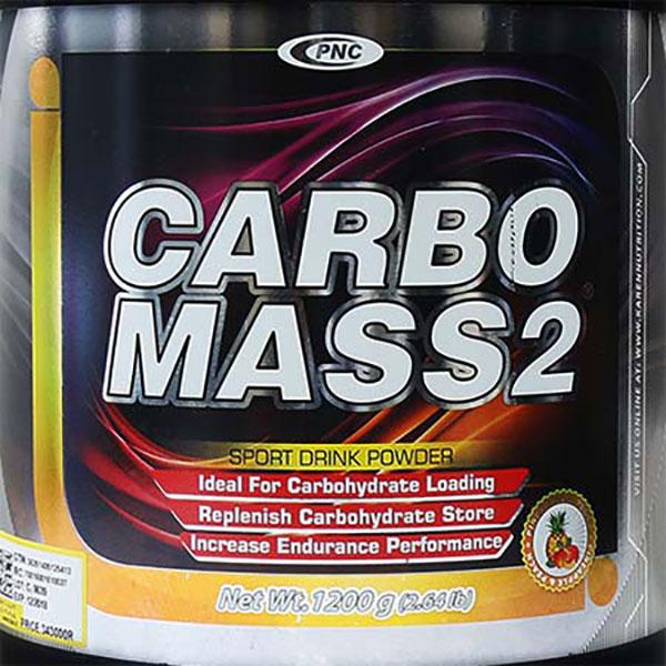 پودر کربومس 2 کارن | 1200 گرم | تامین انرژی و جلوگیری از افت قند در تمرینات