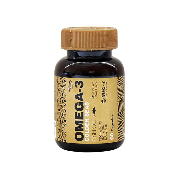 کپسول امگا 3 گلدن سیز کارن | 50 عدد | تقویت سیستم ایمنی و قلب، ضد التهاب قوی