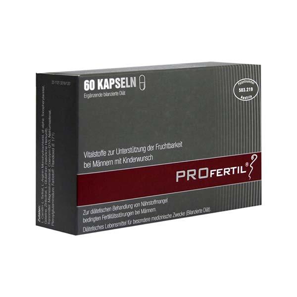 کپسول پروفرتیل لنوس فارما   60 عدد   کمک به بهبود باروری مردان و افزایش تراکم اسپرم