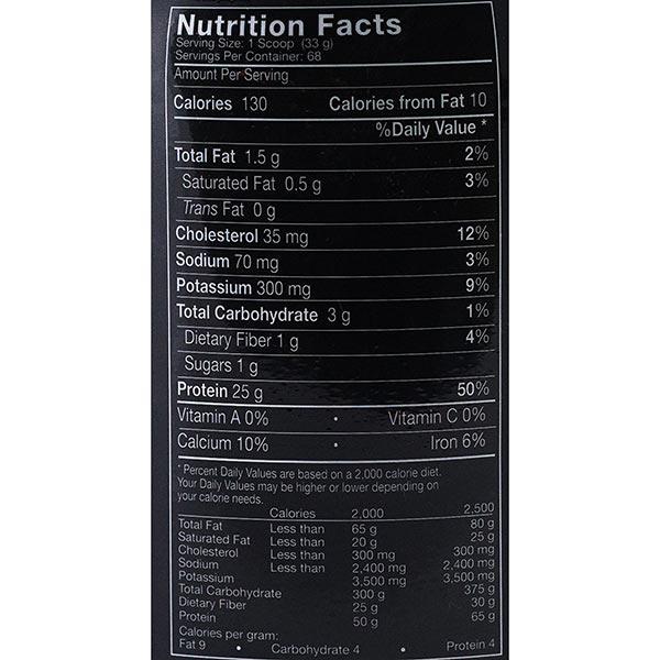 پودر پروتئین وی 100% کامبت ماسل فارم | 2269 گرم | پروتئین وی ایزوله و کنستانتره برای رشد عضلات