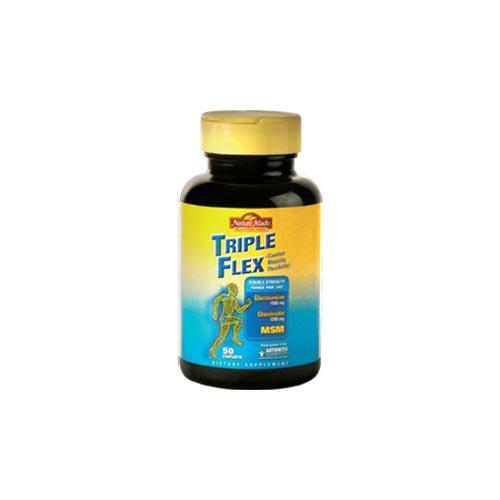 قرص تریپل فلکس نیچرمید | 50 عدد | کمک به درمان و پیشگیری از آرتروز