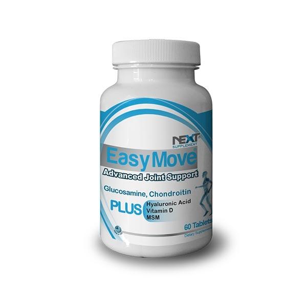 قرص ایزی موو نکست ساپلمنت | 60 عدد | درمان و پیشگیری از آرتروز و خشکی مفاصل