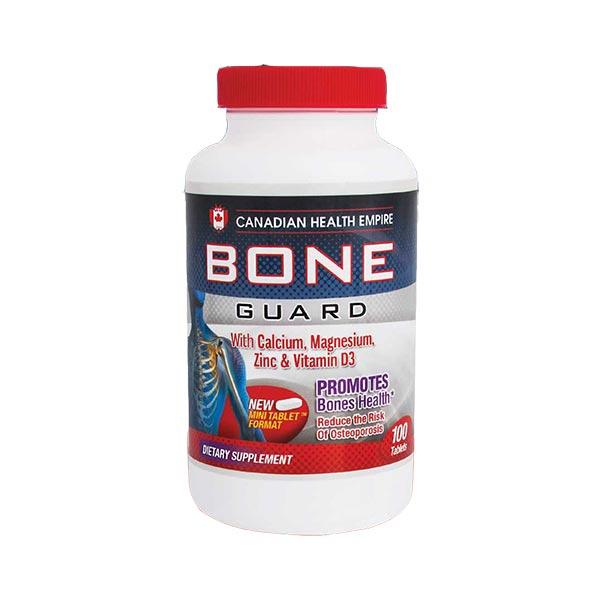 قرص بون گارد نوتری میکس | 100 عدد | کمک به سلامت استخوان ها و پیشگیری از پوکی استخوان