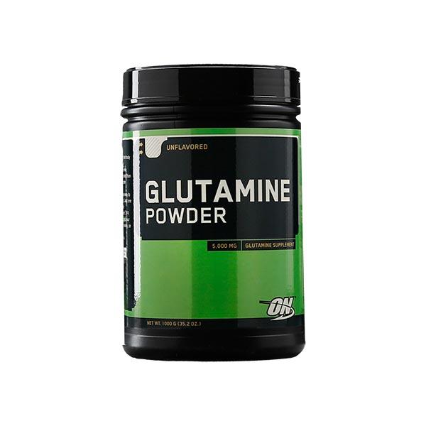 پودر گلوتامین اپتیموم نوتریشن | کمک به ریکاوری و افزایش دهنده حجم عضله