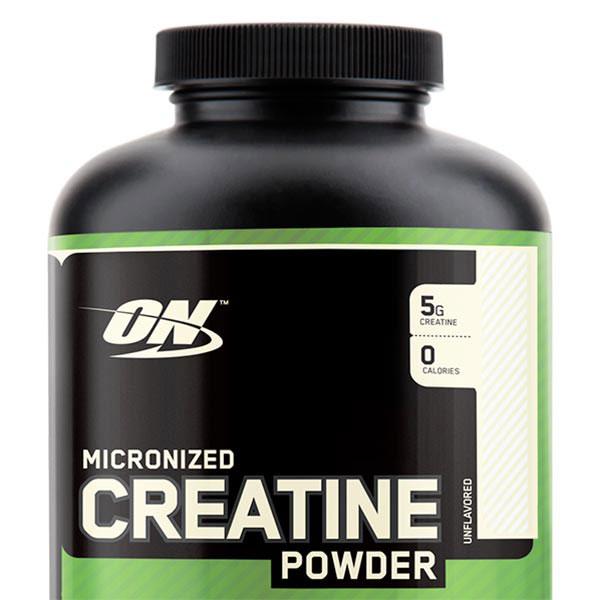پودر کراتین میکرونایز اپتیموم نوتریشن | 600 گرم | کمک به افزایش انرژی و رشد عضلات