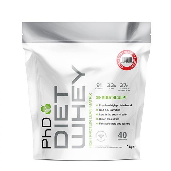پروتئین دایت وی پی اچ دی | 1000 گرم | غنی از پروتئین و آمینو اسید با حداقل میزان کالری