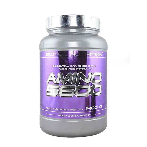 قرص آمینو 5600 سایتک   1000 عدد   دارای 19 آمینو اسید برای افزایش رشد و ریکاوری عضلات