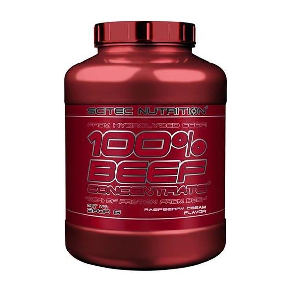 پودر پروتئین 100% بیف کنسانتره سایتک | 2000 گرم | افزایش رشد و حفظ توده عضلانی در ورزشکاران