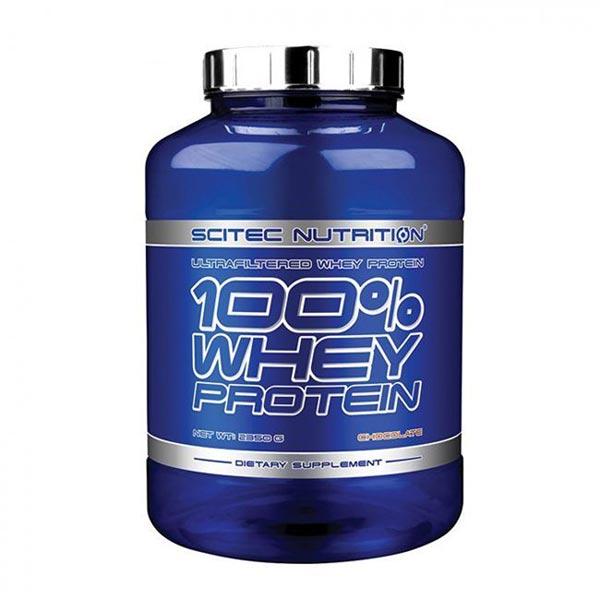 پودر پروتئین وی 100% سایتک نوتریشن | افزایش حجم عضلات همراه با خلوص بالا
