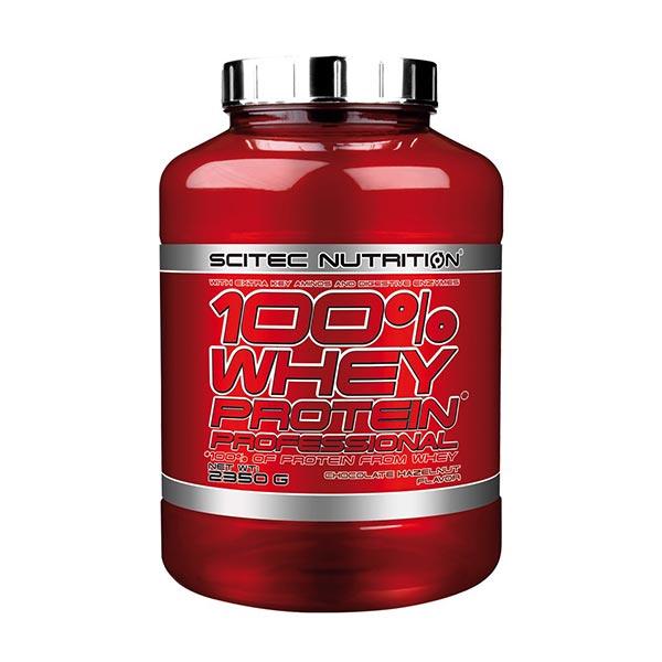 پودر پروتئین وی 100% پروفشنال سایتک | 2350 گرم | افزایش رشد توده عضلات