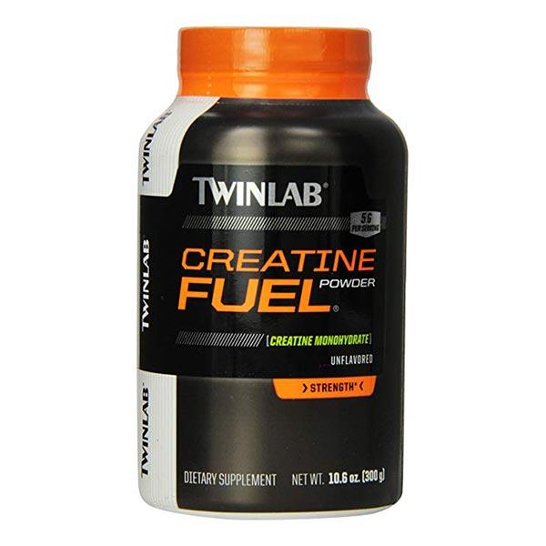 کراتین فیول توینلب | 300 گرم | افزایش حجم عضلات، افزایش وزن و افزایش انرژی
