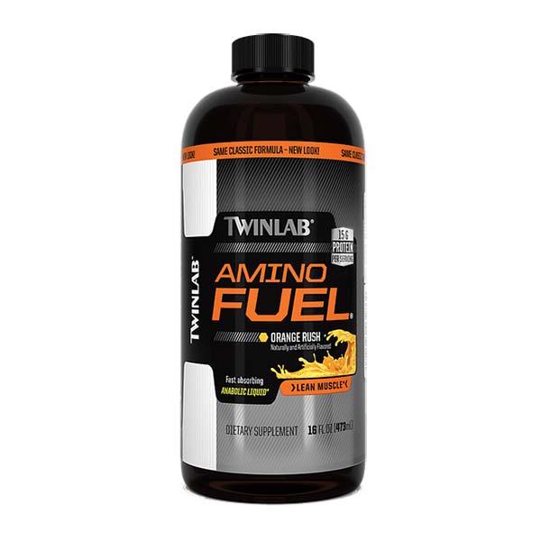 مایع آمینو فیول توینلب | 473 میل | رشد و بازسازی عضلات و جلوگیری از ریزش آن