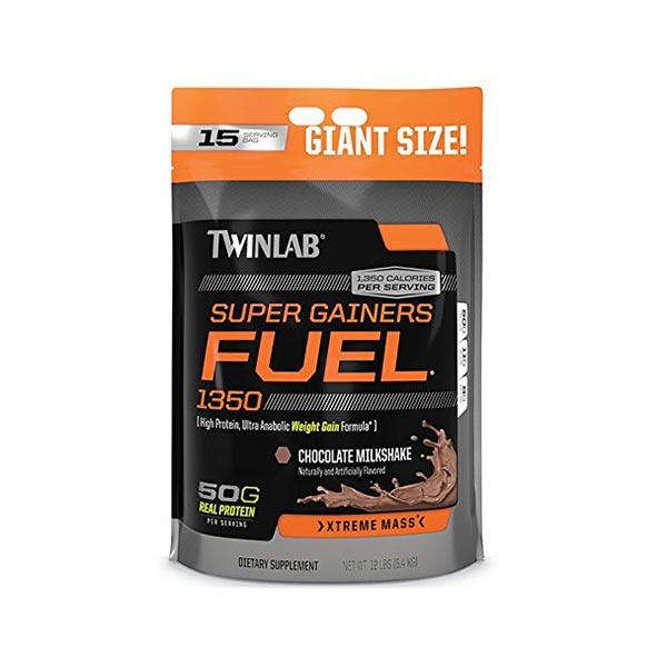 پودر سوپر گینر فیول 1350 توینلب | 5440 گرم | رشد عضلات و افزایش انرژی