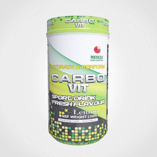 پودر کربو ویت ویتاپی | 1300 گرم | افزایش قدرت و تامین انرژی بدن در تمرینات