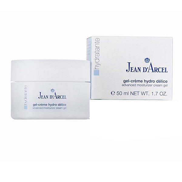 ژل کرم مرطوب کننده عمقی ژاندارسل | آبرسان، نرم کننده و ایجاد حس تازگی در پوست