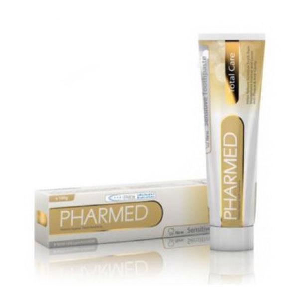 خمیر دندان کامل فارمد | 100 گرم | دارای خواص ضد میکروبی و مناسب برای دندان های حساس