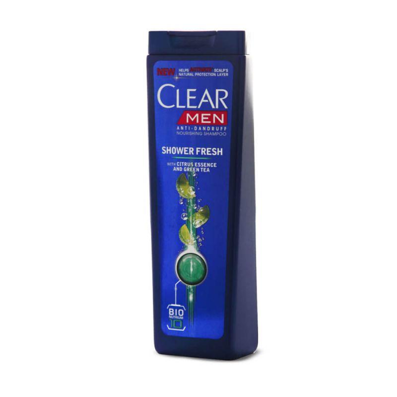 شامپو ضد شوره ویژه آقایان  کلیر  400 میل   ضد شوره و مناسب برای هر نوع مو