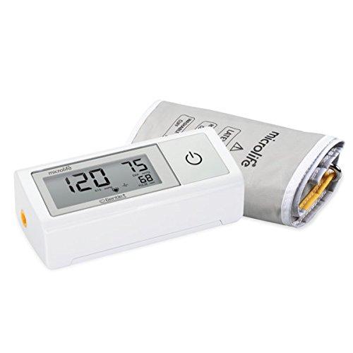 دستگاه نمایشگر فشار خون سری جنتل پلاس  میکرولیف | مناسب برای تمامی سازهای بازو ، استفاده اسان ،دقت بالا ،سری bpa1easy