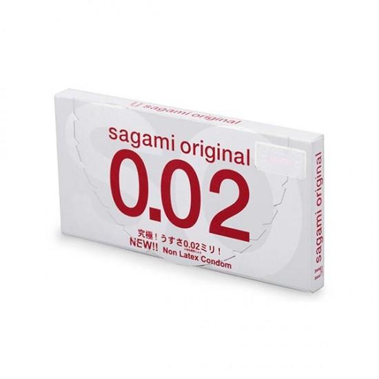 کاندوم ساگامی | مقاوم ترین و نازک ترین کاندوم با ضخامت 0.02 میلی متر